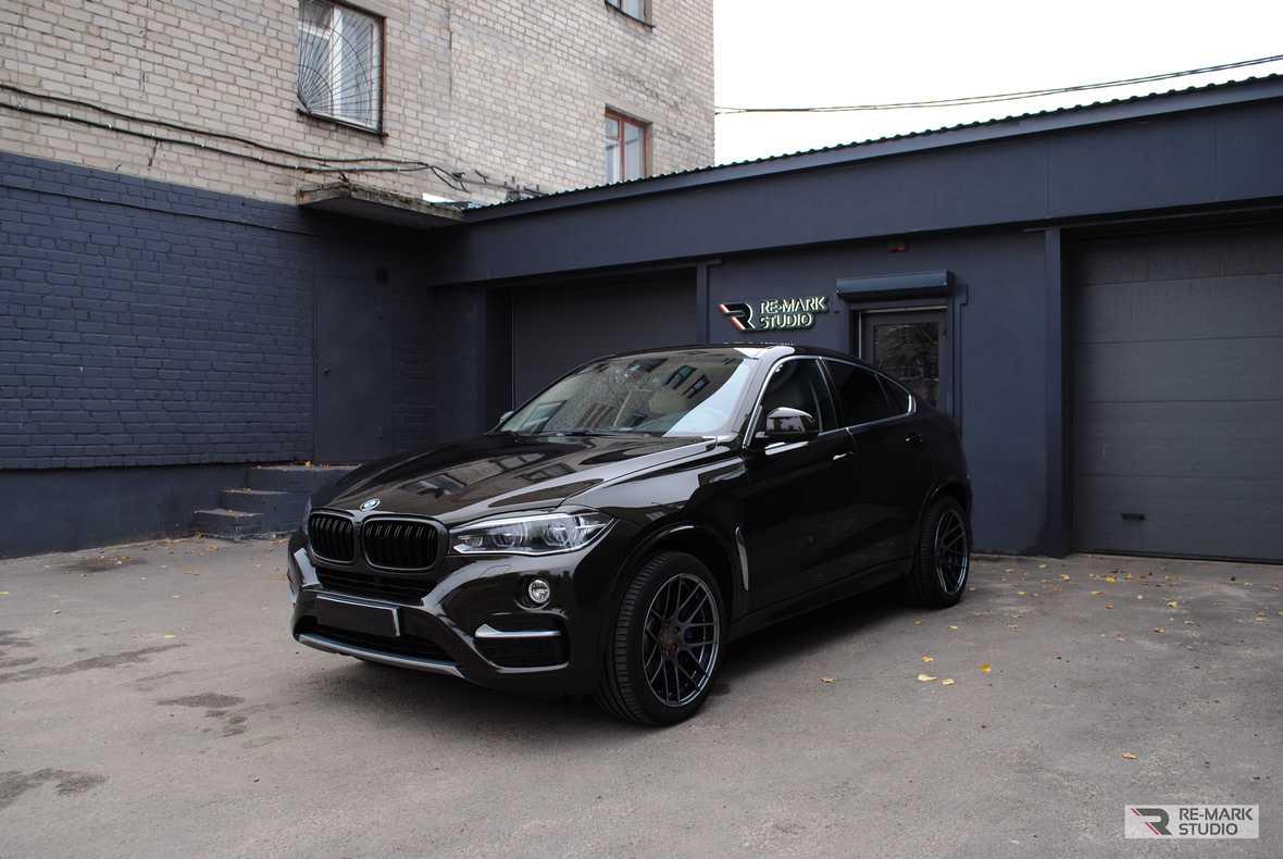 Смотреть фото авто BMW, забронированного пленкой LLumar